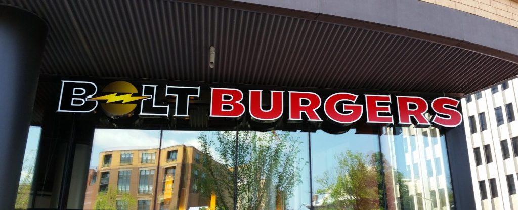 Bolt Burgers Washington DC