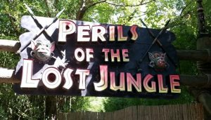 Perils of the Lost Jungle