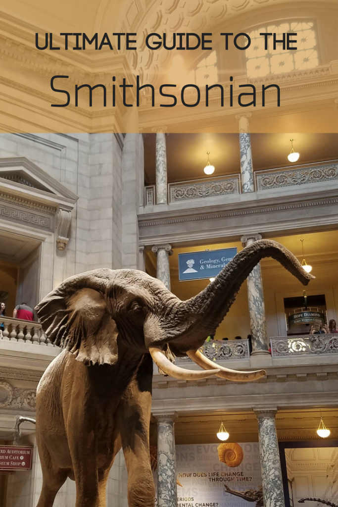 Guide to the Smithsonian