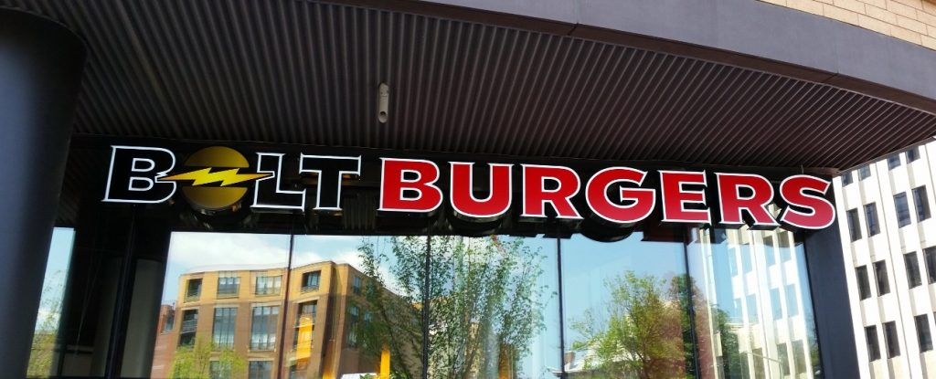 Bolt Burgers Washington DC