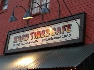 Hard Time Cafe