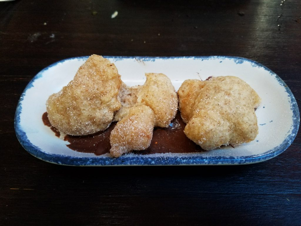 Cinnamon sourdoughs with Nutella