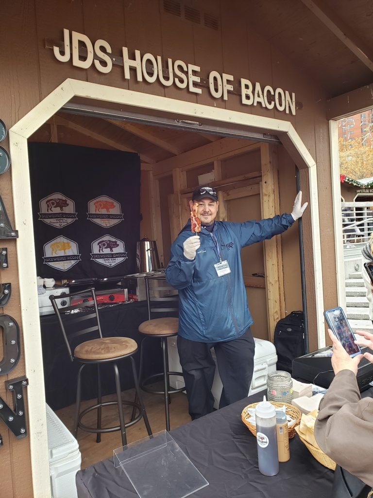 House of bacon